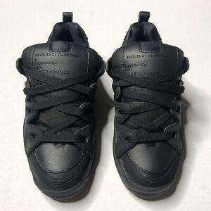 Paternal Sesión plenaria Sucio  Under Armour ASAP ROCKY AWGE x SRLo Triple Black Shoes 3021559-002 Men's  Size 8 | eBay
