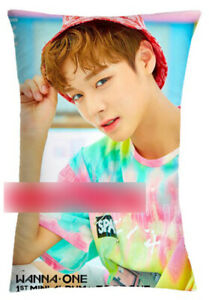 Wanna One Park Ji Hoon 朴志训 Pillowcase - B ver. Double-sided Kpop Goods Kdrama