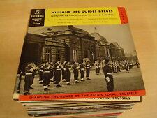 45T EP / MUSIQUE DES GUIDES BELGES VOLUME 6