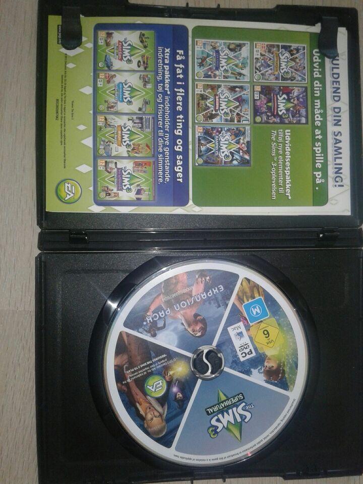 The sims 3, til pc, simulation