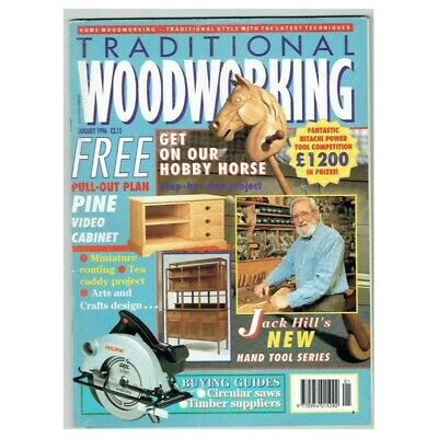 Traditional Woodworking Magazine