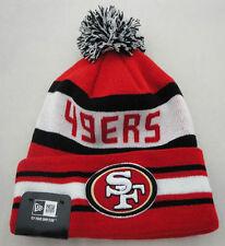 San Francisco 49ers NFL The Jake New Era Beanie