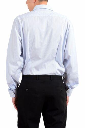 Camisa 75it Hombre Nos Prada Manga Vestido Larga 17 Rayas HqX8qA