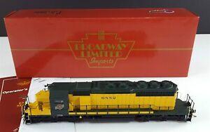 Broadway-Limited-Paragon-368-C-amp-NW-EMD-SD40-2-Diesel-Locomotive-6882-HO-DC-DCC