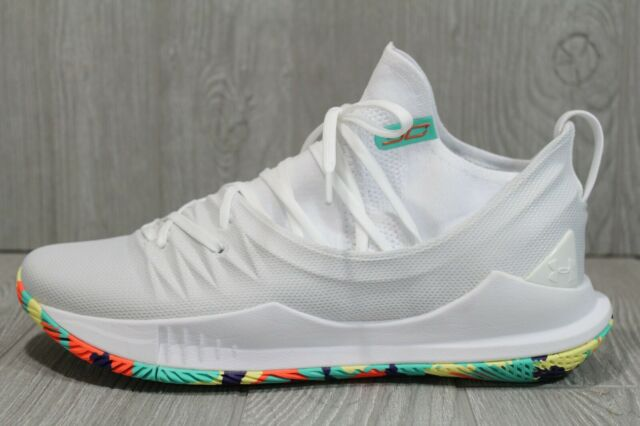 Under Armour Stephen Curry 5 V White