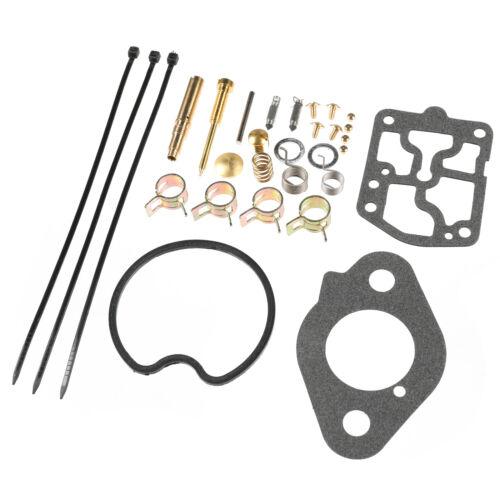 18-7226 Marine Carburetor Kit for Mercury//Mariner Outboard /& 18-7830 Fuel Filter