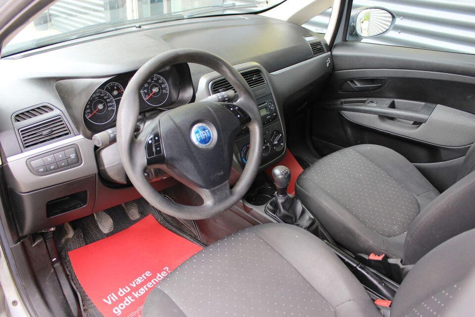 Fiat Punto 1,3 JTD Active Diesel modelår 2007 km 219000