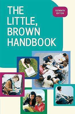 Little, Brown Handbook by H. Ramsey Fowler and Jane E. Aaron (2008, Hardcover)