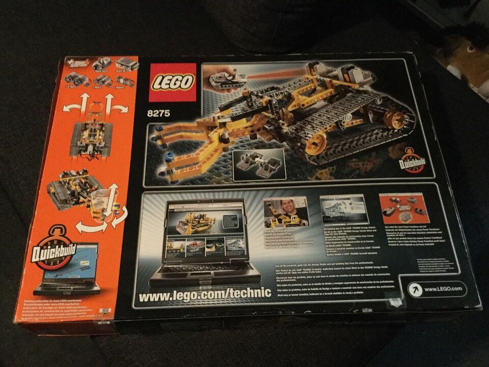 Lego Technic, 8275