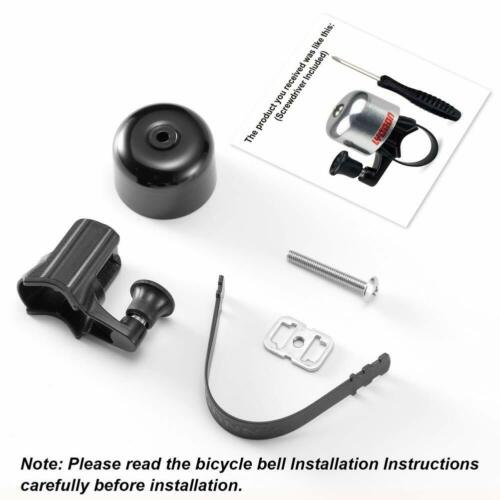 LYCAON Bicycle Bike Bell One Size Fit All