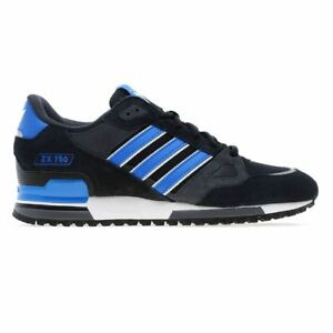 631b6c5fa Details about Adidas Originals ZX 750 Men s Suede Trainers Retro Casual  Sports Running Shoes