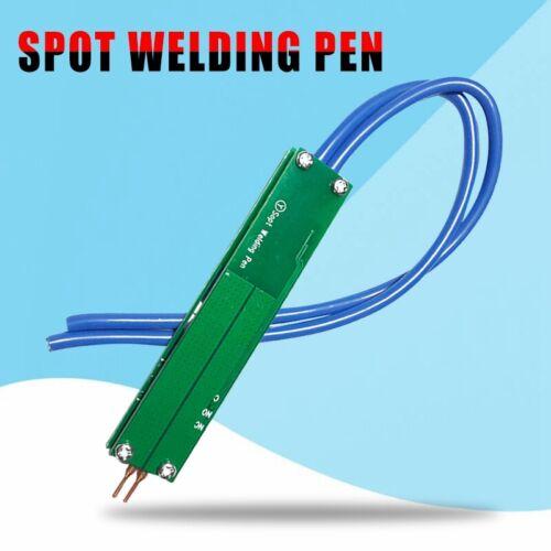 Protable Profession Spot Welding Pen Handheld One Hand for Battery Spot Welder
