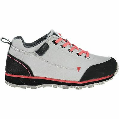 Cmp Scarponcini Outdoorschuh Kids Elettra Low Cordura Hiking Shoes Grigio Tessile-mostra Il Titolo Originale