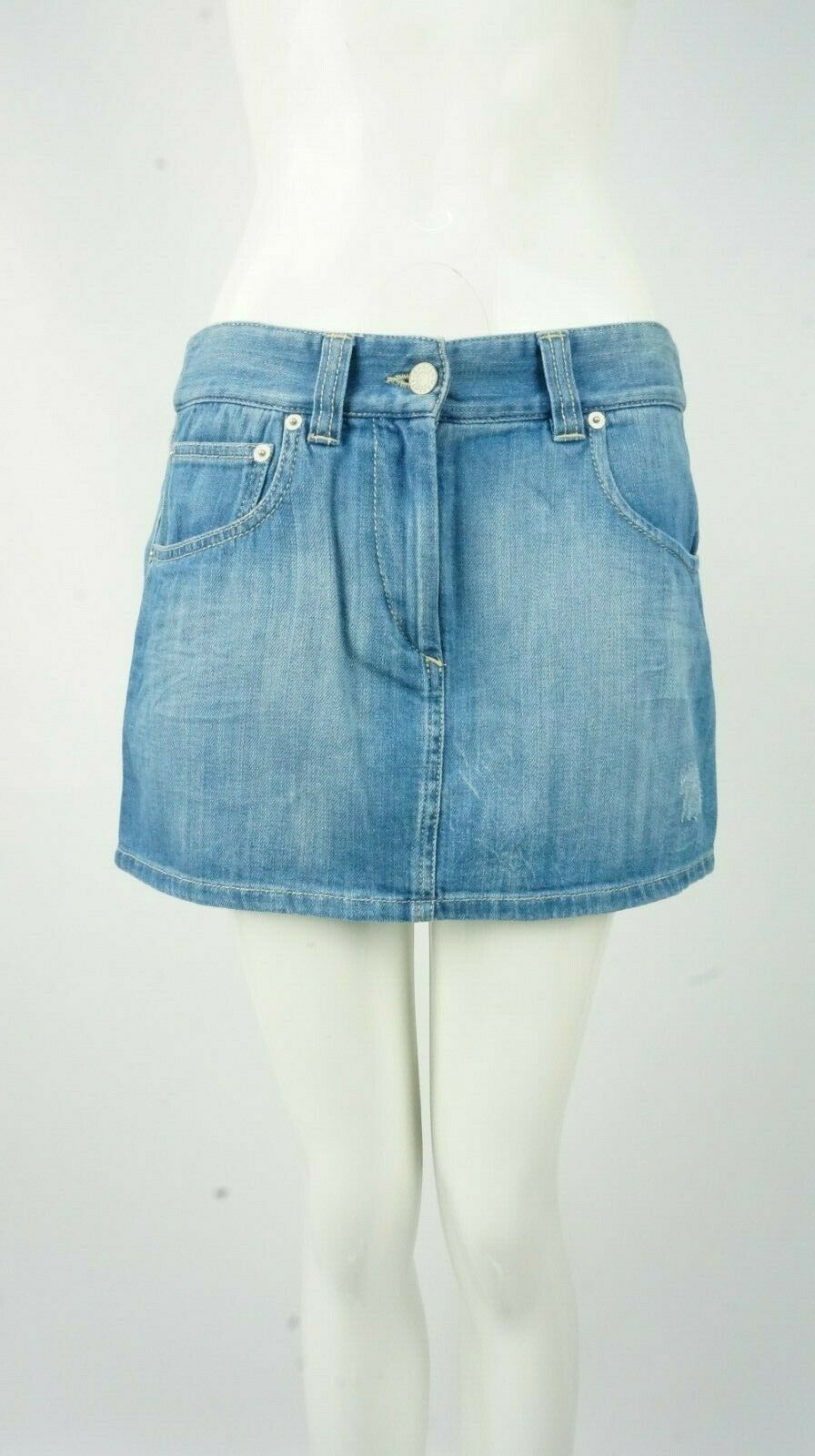 Isabel Marant Size 1 Denim Mini Skirt BNWTS RRP