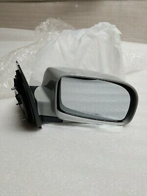 US Made Door Mirror Glass Replacement Driver Side For Hyundai Santa Fe 07-12