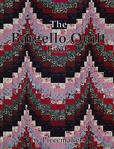 Details about The Bargello Quilt Book - pieced quilt pattern book by  Piecemakers