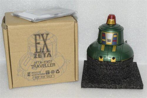 Transformers Toys Zeta EX-07 Traveler G1 Cosmos Metallic color Action figure New