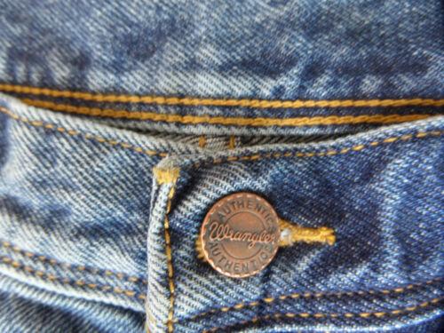 scuro Wa32 Jeans i strass elasticizzato uomo durevole D w darkstone Indigo D s fit regular s Wrangler secondi stonewash S L rTqwrx