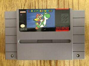 Super-Mario-World-Snes-Super-Nintendo-Game-Only