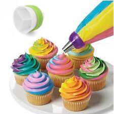 24 un. un. Glaseado tuberías Boquillas Puntas Set Tulipán Flor Pastel Sugarcraft herramienta de pastelería