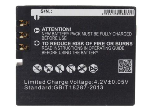 Reino Unido Batería Para veaic sd18 Sd19 3.7 v Rohs