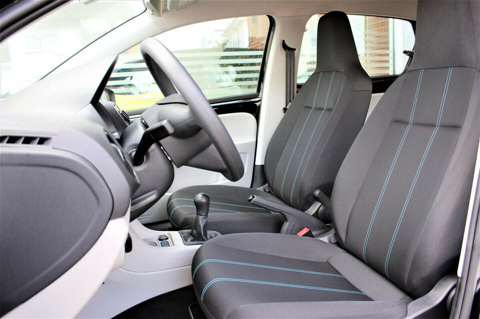 Seat Mii 1,0 60 Style eco Benzin modelår 2016 km 58000