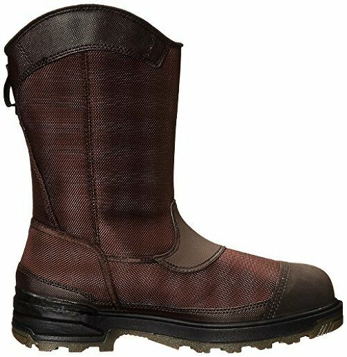 Timberland PRO TB01059A214 Mens Mortar Pull-On CSA Comp Toe WP Work and Hunt