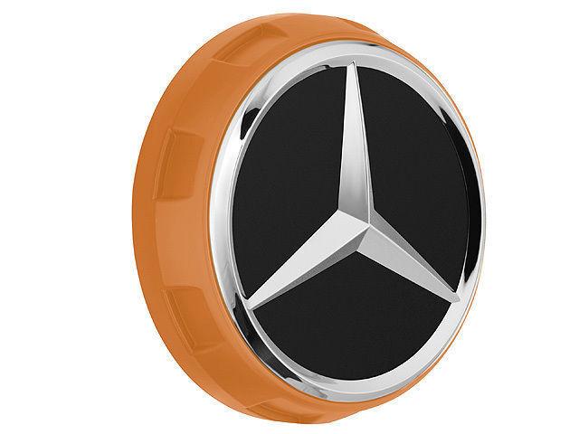 Mercedes-Benz AMG Edition ORANGE Centre Cap A00040009002232 NEW