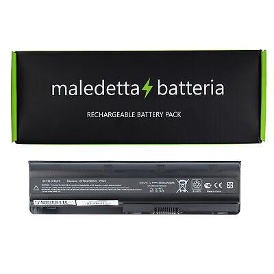 Batteria 10.8-11.1V 5200mAh EQUIVALENTE Hp-Compaq HSTNNF02C HSTNN-F02C