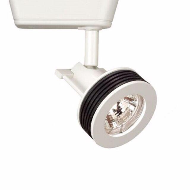 WAC Lighting LHT-846-BK L Series Low Voltage Track Head 50W