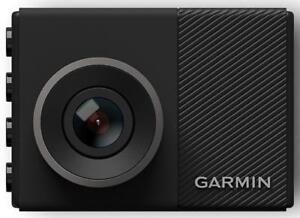 """Garmin 45 Car Dash Cam DVR Camera 2"""" Display 1080p Capture G Sensor Front View"""