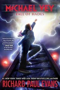 Michael-Vey-Series-Book-6-Fall-of-Hades-by-Richard-Paul-Evans-Paperback-PB