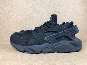Nike Air Huarache Triple Black Size 10