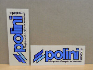 2x-Sticker-Decal-Polini-Motori-with-org-back-90-039-s-03284
