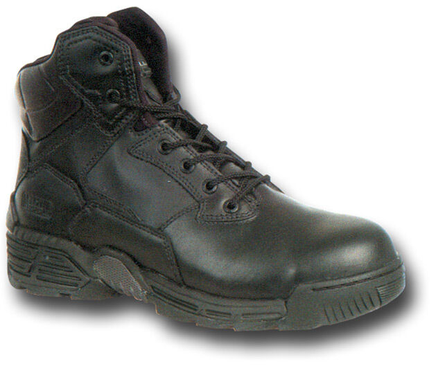 MAGNUM 6.0 STEALTH FORCE LEATHER BOOTS COMPOSITE TOE [04117]