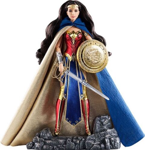 2016 BFC Barbie WONDER WOMAN SDCC Gold Label NEW IN SHIPPER!