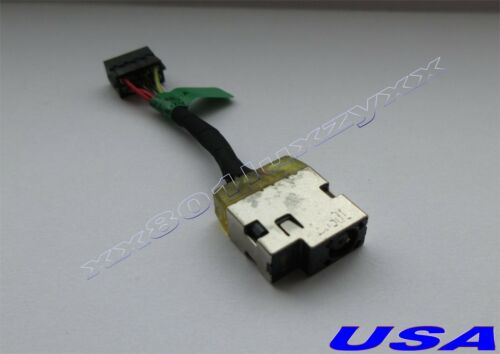NEW OEM HP Pavilion 15-n Series DC Power Jack Socket Cable Connector Port USA