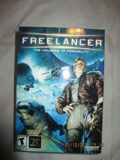Freelancer (PC, 2003) CIB Complete