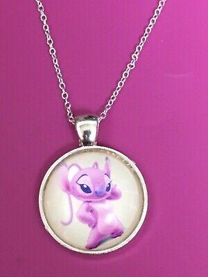 Lilo And Stitch Pendant Necklace/Charm/Pendant/Disney ...