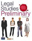 Legal Studies: Preliminary: Student Book by Bruce Derwent, David Hamper, John Boesenberg (Mixed media product, 2009)