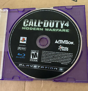 Call of Duty 4 Modern Warfare Game of the Year (PLAYSTATION 3 PS3) DISC ONLY