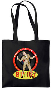 Billy Fury - The Sound Of - Tote Bag (Jarod Art Design)