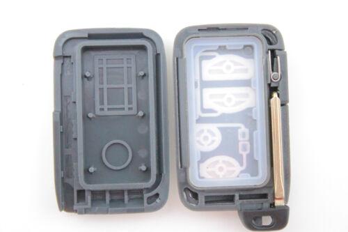 Toyota 4 Button Remote Key Shell//Case//Enclosure Aurion Sportivo Camry Grande