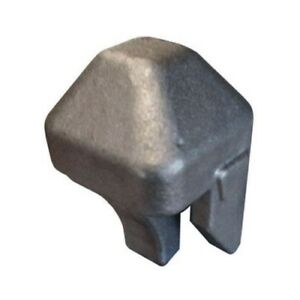 Heavy Duty U Channel Sign Post Driver Drive Cap For Street