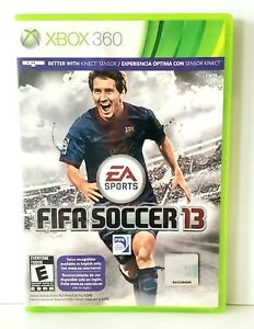 FIFA-Soccer-13-Xbox-360-Video-Game-Complete-Very-Good-Condition