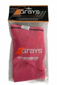 Grays-G700-Shin-Liner-Pink-Hockey-Compress-Seniors-Age-14-18-plus-NEW-Sealed