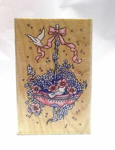 Wedding Rubber Stamping.Details About Inkadinkado Wedding Rubber Stamp Simply Exquisite Flowers Romance Birds New