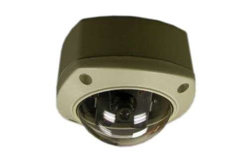 NEW ARMOR DOME CAMERA HOUSING CCTV VANDAL-PROOF THEFT