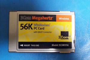 MEGAHERTZ 3CXM356 MODEM TREIBER WINDOWS 7