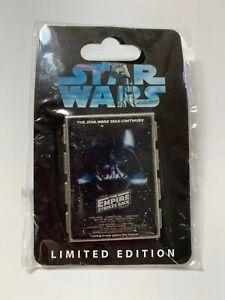Star-Wars-Celebration-2010-EMPIRE-TEASER-MOVIE-POSTER-PIN-Mint-Sealed